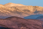 Mount Washington and White Mountains in Early Morning Light, White Mountain National Forest, View from Jackson, NH