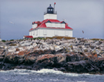 Egg Rock Light, Egg Rock Island, Frenchman Bay, Winter Harbor, ME