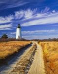 Cape Poge Lighthouse, Chappaquiddick Island, Martha's Vineyard, Edgartown, MA