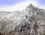 Table Rock in Winter, Dixville Notch State Park, Dixville, NH