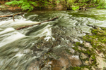 Rapids on the Coginchaug River, Wadsworth Falls State Park, Rockfall Village, Middlefield, CT