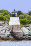 Castle Hill Lighthouse, Narragansett Bay, Newport, RI