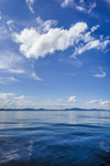 Glassy Waters of West Penobscot Bay, off Coast of Vinalhaven, ME