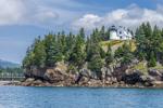 Bear Island Lighthouse, Built 1889, Bear Island, Cranberry Isles, ME