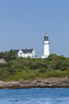 Cape Elizabeth Lighthouse (Cape Elizabeth Two Lights), Cape Elizabeth, ME