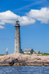 Thacher Island (Cape Ann) South Light, Thacher Island, Cape Ann, Rockport, MA