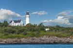 Cape Elizabeth Lighthouse (Cape Elizabeth Two Lights), Cape Elizabeth, ME