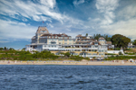 Ocean House, View from Block Island Sound, Watch Hill, Westerly, RI