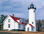 West Chop Lighthouse, Martha's Vineyard, Tisbury, MA