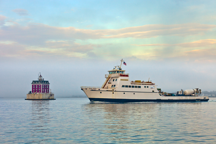 New London Ct Ferry To Fishers Island