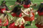 Hula performance, Hawaii Nature Conservancy, Big Island, Hawaii