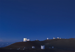 Mauna Kea summit & observatories, Big Island, Hawaii