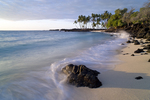 Mahai'ula beach park, South Kohala, Big Island, Hawaii