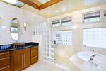 Custom Home Bathroom, Big Island, Hawaii