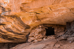 Ancestral Puebloan ruin in Road Canyon, Bears Ears National Monument, southern Utah, USA
