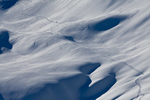 The alpine landscape with ski and snowshoe tracks  viewed from Artist Point, near the Mt. Baker Ski Area, Mt. Baker-Snoqualmie National Forest, North Cascade Mountains, Washington State, USA,  Artist_Point_Winter-148