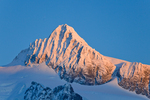 Warm sunset light on Mt. Shuksan, as viewed from Artist Point, Mt. Baker-Snoqualmie National Forest, North Cascade Mountains, Washington State, USA, Artist_Point-231