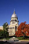 63895-06316 Illinois State Capitol  Springfield   IL