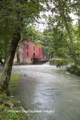 65045-01103 Alley Spring Mill, Ozark National Scenic Riverways near Eminence, MO