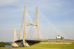 65095-02518 Bill Emerson Memorial Bridge over Mississippi River Cape Girardeau, MO