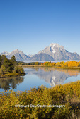 67545-09212 Oxbow Bend in fall,  Grand Teton National Park, WY