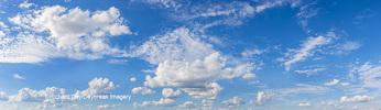 63891-02707 Cumulus clouds Marion Co. IL