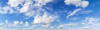 63891-02709 Cumulus clouds Marion Co. IL
