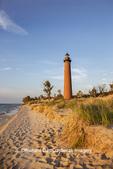 64795-01901 Little Sable Point Lighthouse near Mears, MI