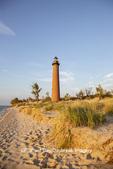 64795-01904 Little Sable Point Lighthouse near Mears, MI
