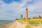 64795-01918 Little Sable Point Lighthouse near Mears, MI