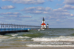 64795-02709 St. Joseph North Pier Lighthouses St. Joseph, MI