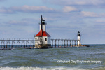 64795-02712 St. Joseph North Pier Lighthouses St. Joseph, MI