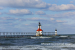 64795-02714 St. Joseph North Pier Lighthouses St. Joseph, MI
