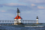 64795-02716 St. Joseph North Pier Lighthouses St. Joseph, MI