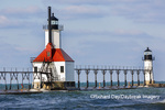 64795-02718 St. Joseph North Pier Lighthouses St. Joseph, MI