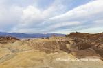 62945-00718 Zabriskie Point in Death Valley Natl Park CA
