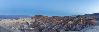62945-01001 Zabriskie Point Death Valley National Park, CA