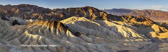62945-01004 Zabriskie Point Death Valley National Park, CA