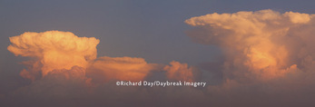63891-02602 Panorama of storm clouds, Marion Co., IL