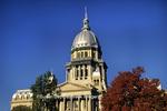 63895-06303 Illinois State Capitol  Springfield   IL
