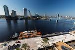 Jacksonville, Florida, arial, air photo, FL021427.CR2