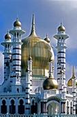THE FAIRY-TALE UBADIAH MOSQUE, KUALA KANGSAR, MALAYSIA