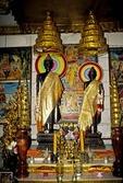 STANDING BUDDHAS, SIEM REAP, CAMBODIA