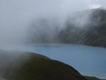 LAKE YAMDROK, ONE OF THE FOUR TIBETAN HOLY LAKES