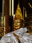 IMAGE OF A MONK, GANDEN MONASTERY; FOUNDED 1409; TIBETAN BUDDHISM