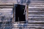 DELAPIDATED FARM HOUSE, CENTRAL TEXAS