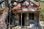 U.S. POST OFFICE & GENERAL STORE, LUCKENBACH, TEXAS
