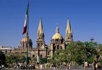 CATEDRAL DE LA ASUNCION, GUADALAJARA, JALISCO, MEXICO