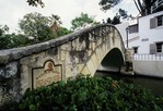 ROSITA'S BRIDGE OVER THE SAN ANTONIO RIVER, SAN ANTONIO, TEXAS