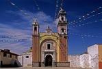 PARROQUIA DE SAN PABLO DEL MONTE, TLAXCALA, MEXICO